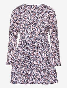 Delvin - Dress - jurken - peony blue