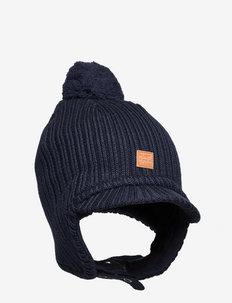 Freddie - Hat - winter hats - navy