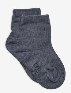 Foty - Socks - skarpetki - ombre blue