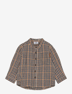 Ravn - Shirt - shirts - navy