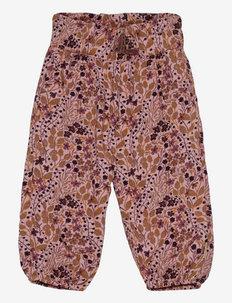 Tabita - Trousers - trousers - dusty rose