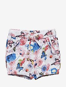 Hollie - Shorts - WHITE