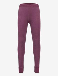 Leggings - leggings - plum wine