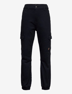 Theis - Trousers - trousers - navy