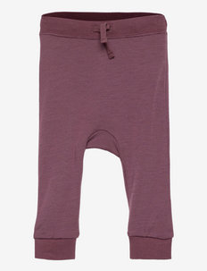 Jogging trousers - jogginghosen - plum wine