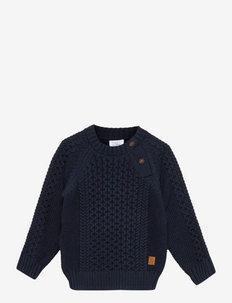 Porter - Pullover - pullover - navy