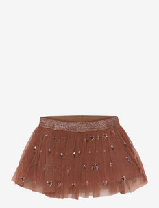 Naina - Skirt - röcke - carob