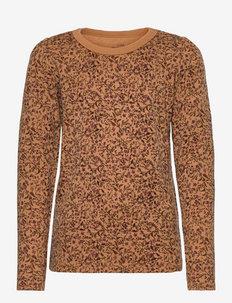 Abbelin - Nightwear - lange mouwen - cinnamon