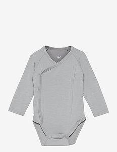 Nigthwear - długie rękawy - flint grey