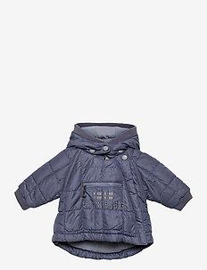 Jacket - puffer & padded - metal blue
