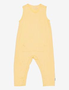 Mey - Jumpsuit - kurzärmelig - sun dust