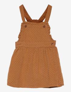 Kalla - Dress - kleider - cinnamon