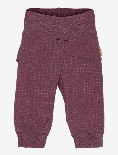 Trine - Trousers - joggingbroek - pale mauve