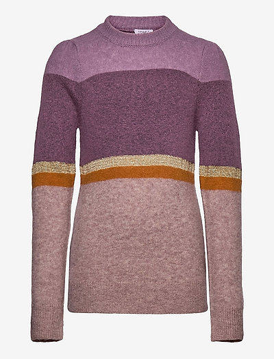 Pernille - Pullover - jumpers - dusty rose