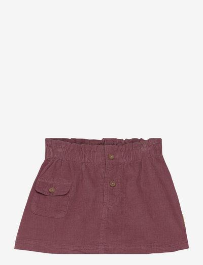 Noreen - Skirt - rokjes - pale mauve