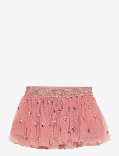 Naina - Skirt - röcke - ash rose