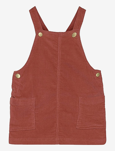 Denize - Dress - jurken - red clay