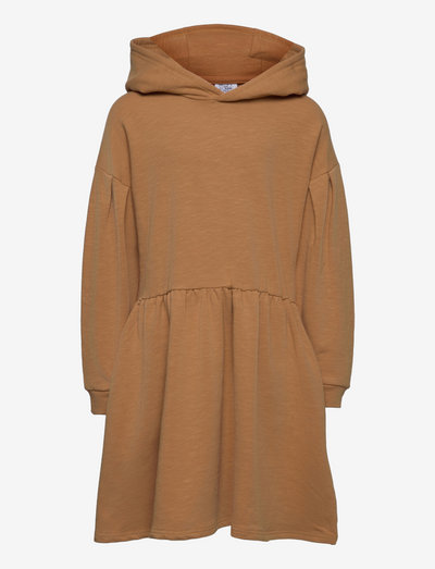Kerry - Dress - kleider - cinnamon