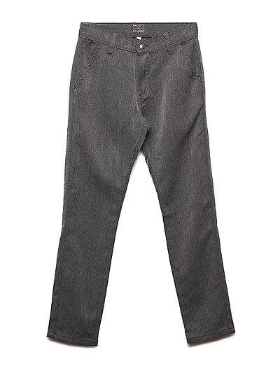 Texas - Trousers - DARK GREY MELANGE