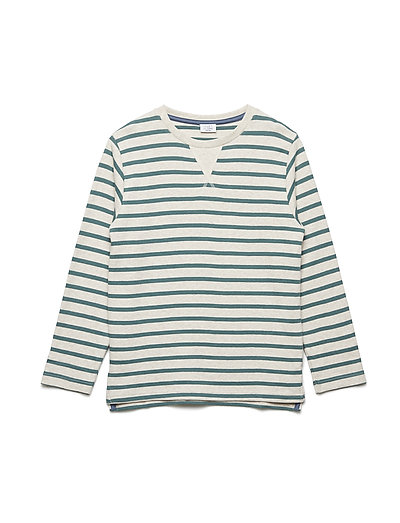 Andre - T-shirt L/S - PINE