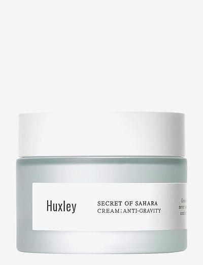 Huxley Cream: Anti-gravity - NO COLOUR