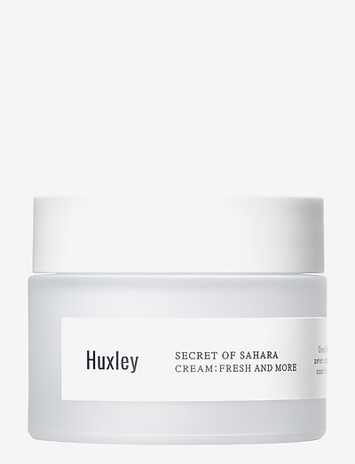 Huxley Cream: Fresh And More - päivävoiteet - no colour