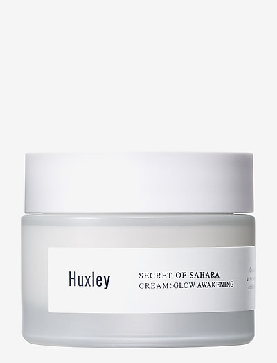 Huxley Cream: Glow Awakening - dagkrem - no colour