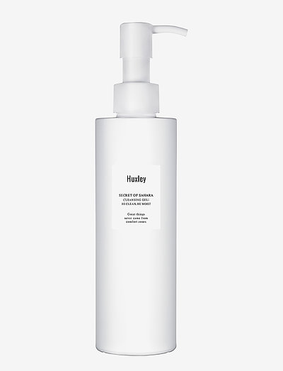 Huxley Cleansing Gel: Be Clean, Be Moist - rensegel - no colour