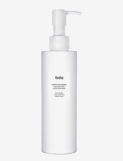 Huxley Cleansing Gel: Be Clean, Be Moist - rengöringsgel - no colour