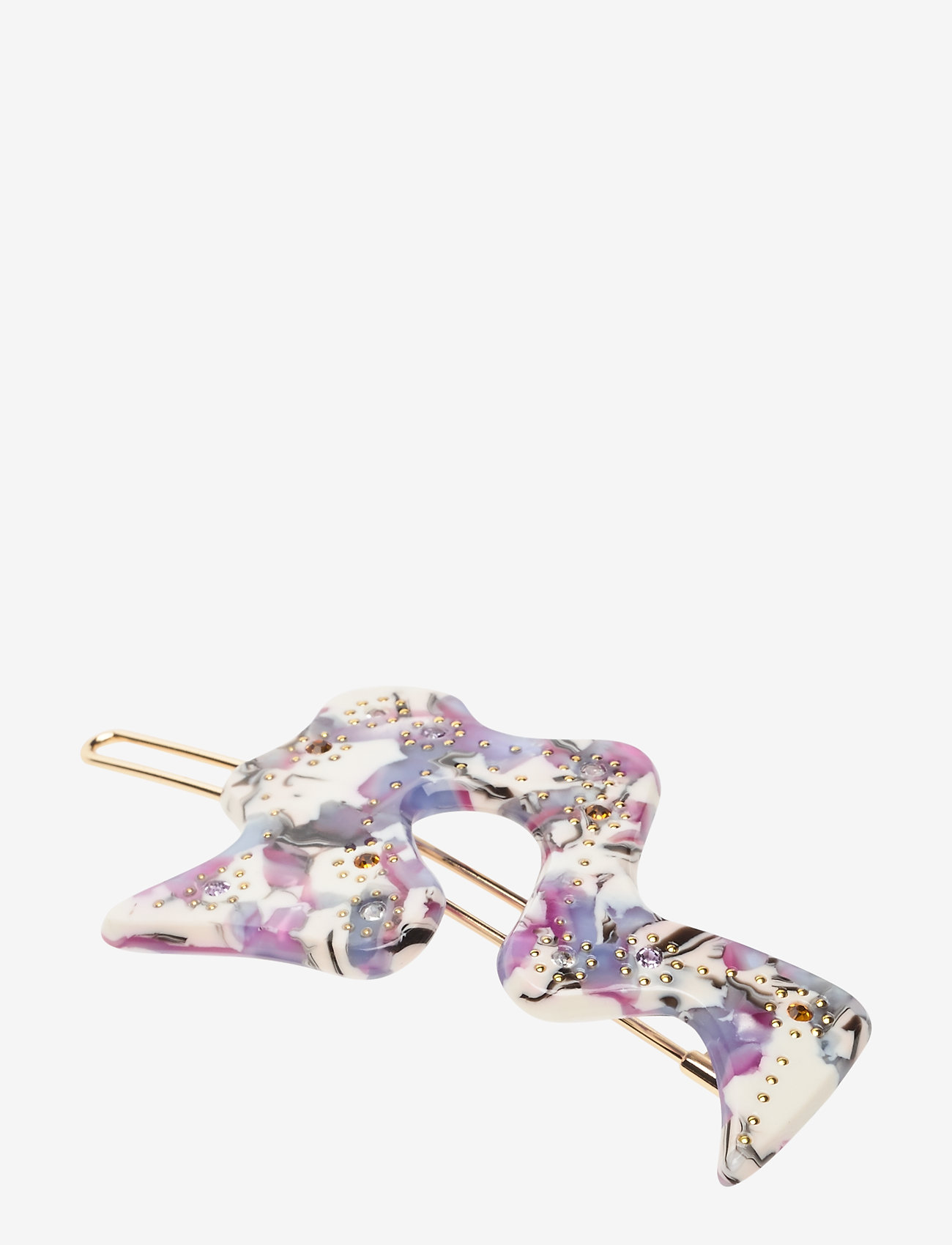Hvisk - LEAENA - hair accessories - purple multi - 0