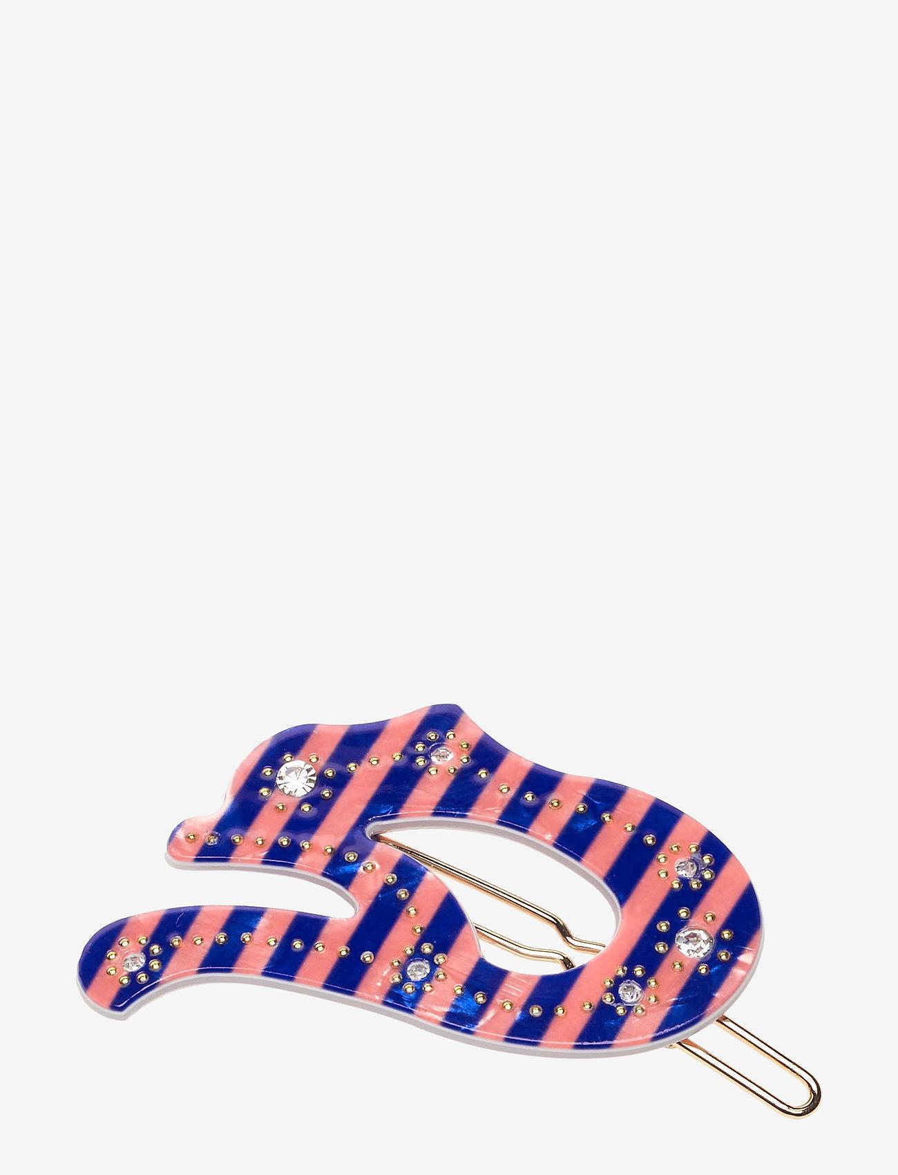 Hvisk - PETAL - hair accessories - stripes - 0