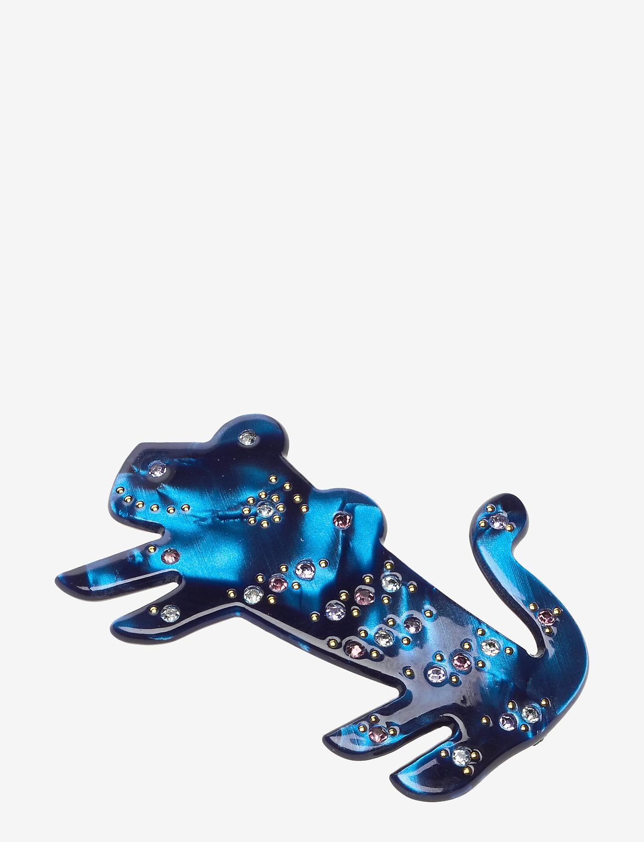 Hvisk - WILD LION - hair accessories - blue - 0