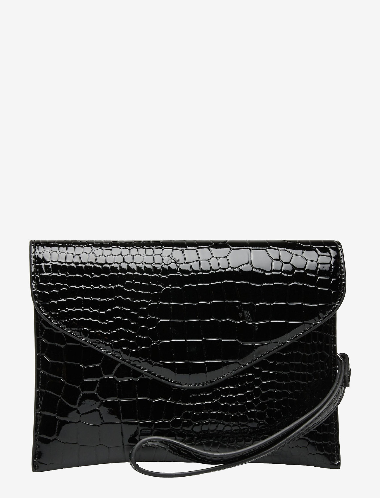 HVISK - EVOLVE CROCO - clutches - black - 0