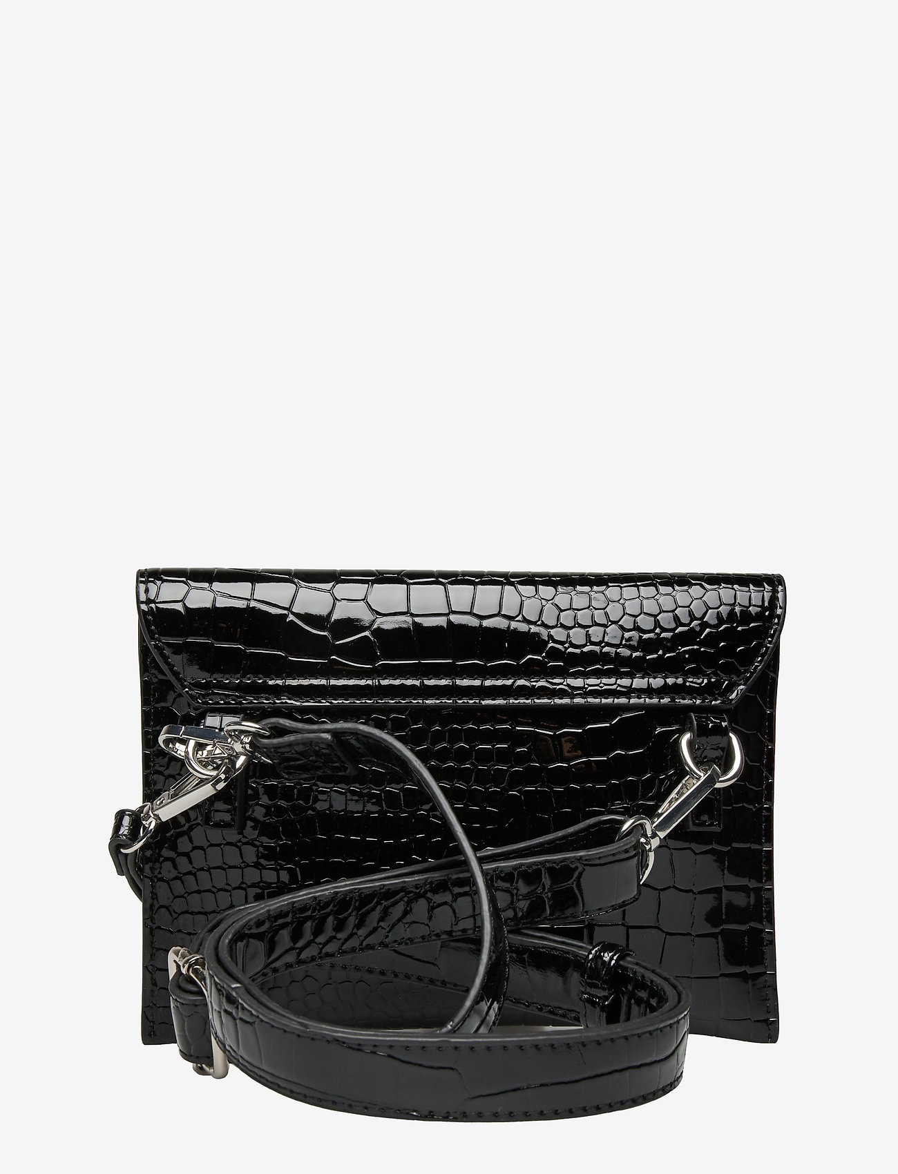 HVISK - EVOLVE CROCO - clutches - black - 1