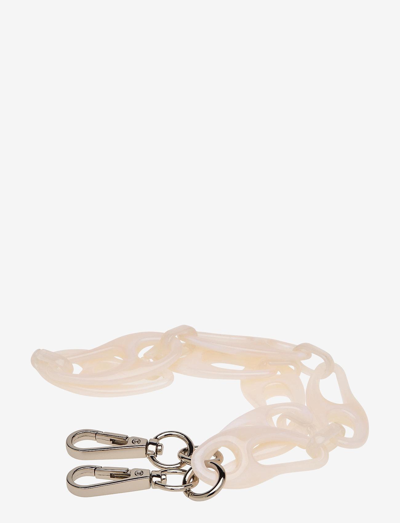 HVISK - WAVY CHAIN HANDLE - sale - white - 0