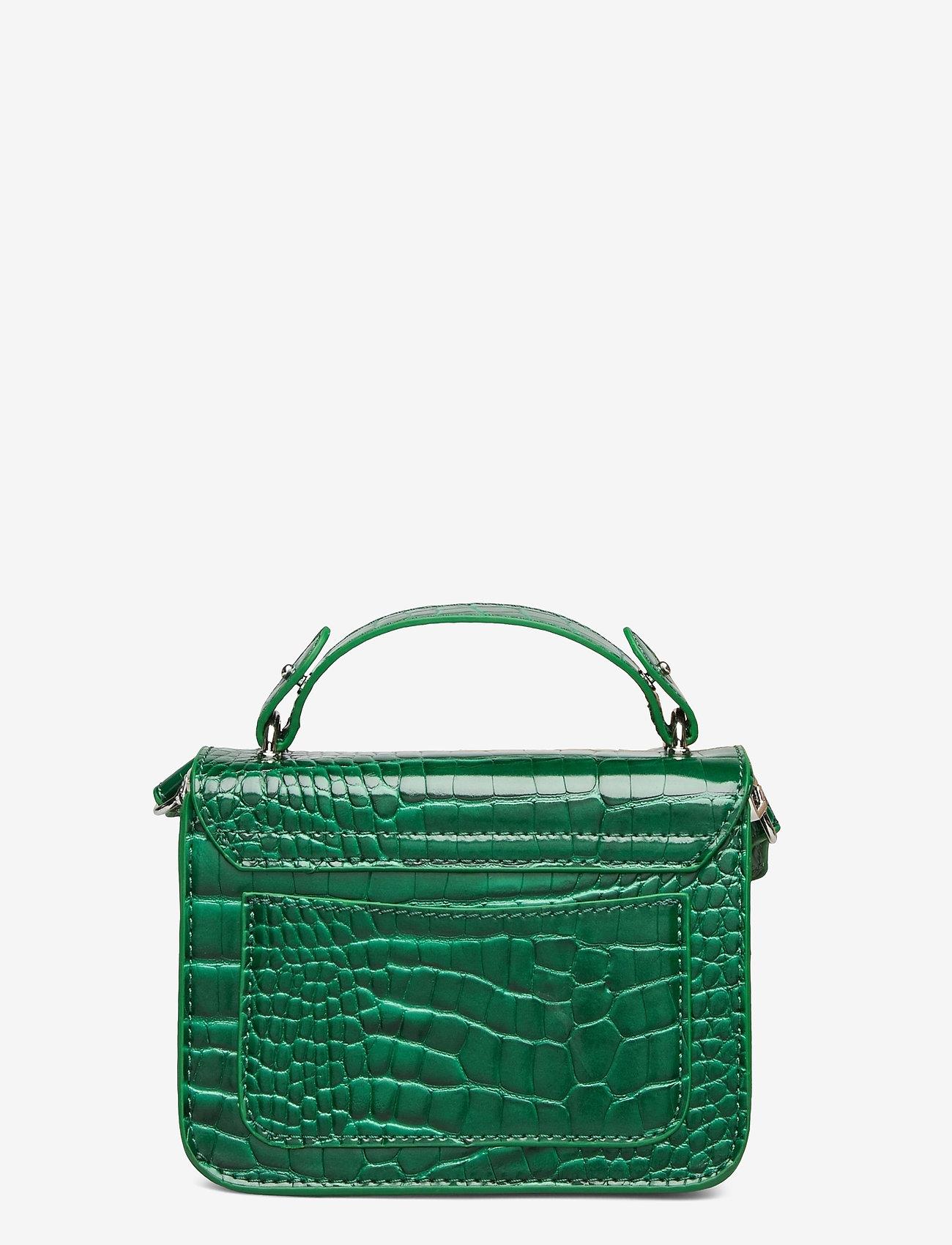 HVISK - RENEI CROCO - handväskor - pine green - 1