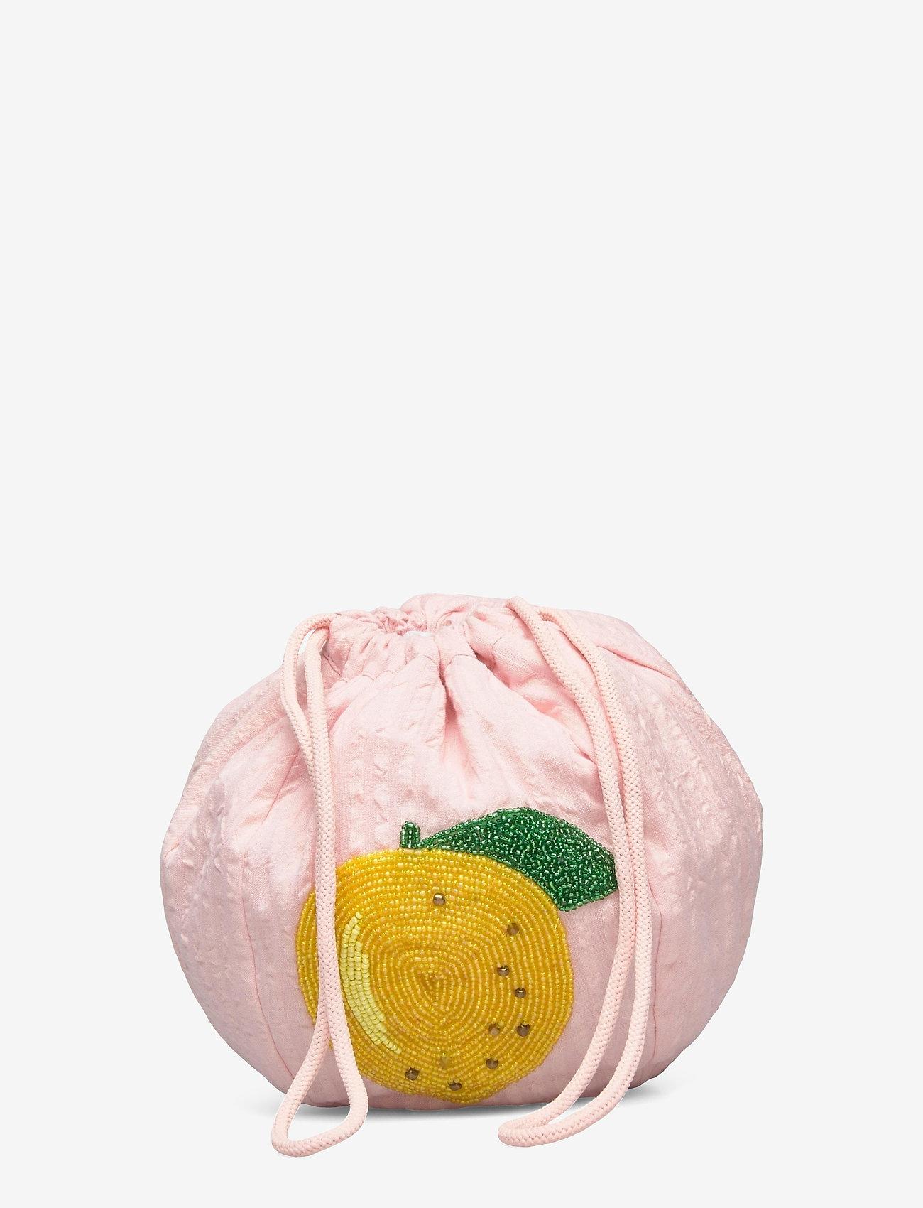 HVISK - BALLOON LEMON - bucket-laukut - soft pink - 1