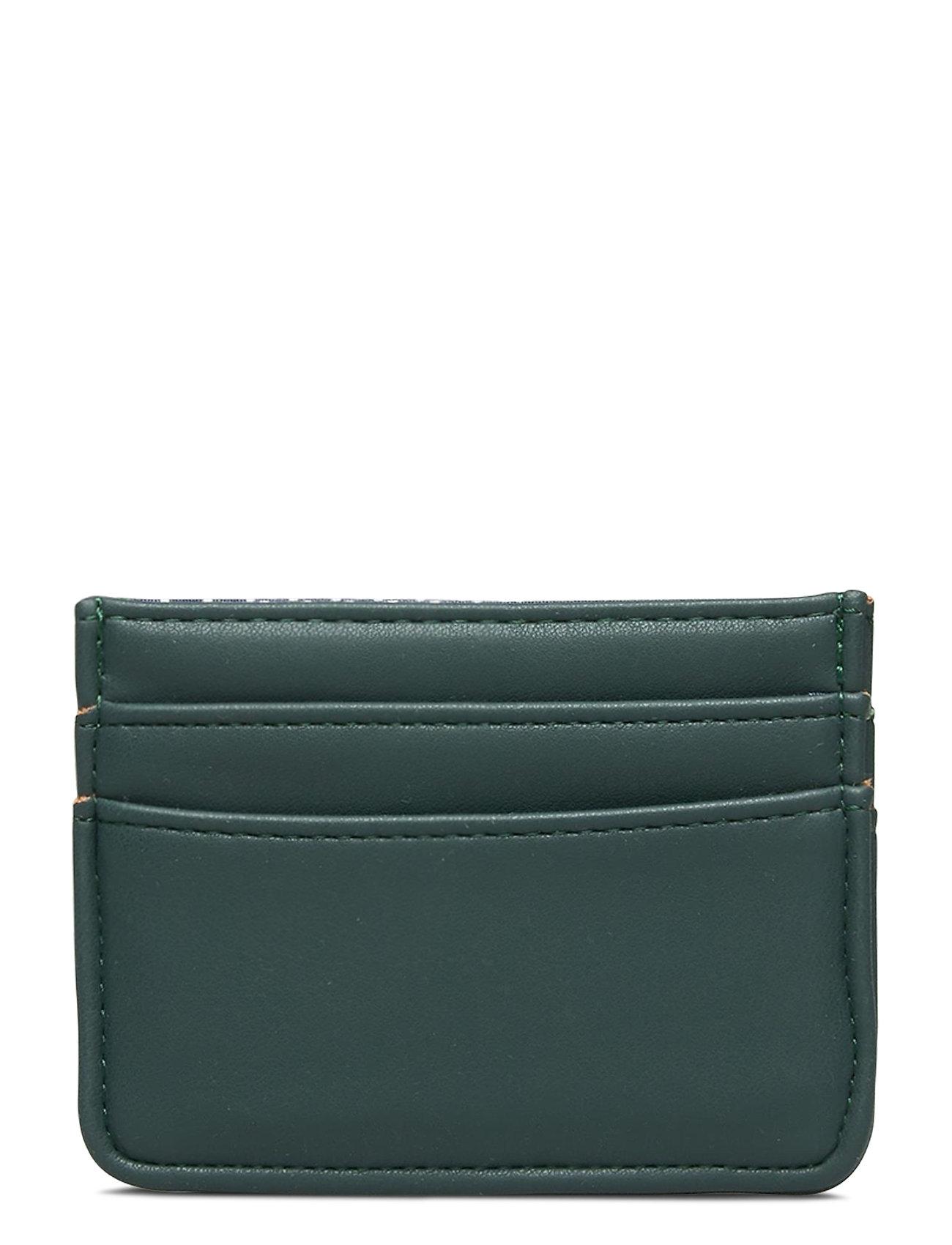 Image of Card Holder Soft Bags Card Holders & Wallets Card Holder Grøn Hvisk (3439673383)