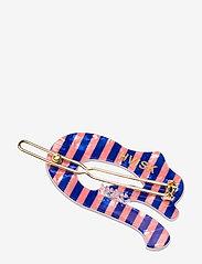 Hvisk - PETAL - hair accessories - stripes - 1