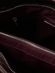 HVISK - AMBLE CROCO - torby na ramię - dark burgundy - 4