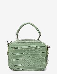 HVISK - BLAZE CROCO - handväskor - dusty green - 1