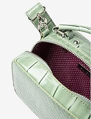 HVISK - BLAZE CROCO - handväskor - dusty green - 3