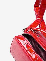 HVISK - BLAZE CROCO - handväskor - red - 4