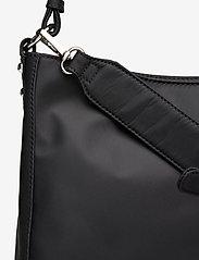 HVISK - AMBLE NYLON RECYCLED - shoulder bags - black - 3