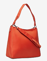 HVISK - AMBLE NYLON RECYCLED - väskor - posh red - 2