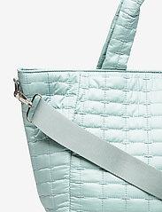 HVISK - VALLEY MEDIUM WANDER - handväskor - light blue - 3