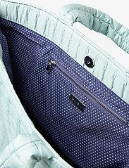 HVISK - VALLEY MEDIUM WANDER - handväskor - light blue - 4