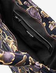 HVISK - VALLEY MEDIUM NIGHT LILY - handväskor - night blue multi - 3