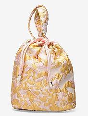 HVISK - POUCH SAVILLE - bucket-laukut - sunkissed yellow - 0
