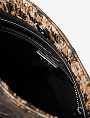 HVISK - NEAT LEOPARD - handväskor - silver brown multi - 3